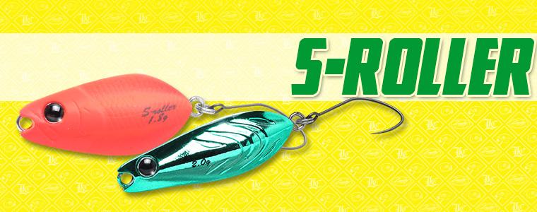 Lucky Craft Air S Roller 2.0 G